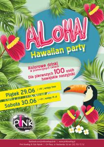 hawaii party 2018